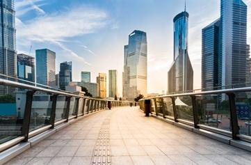 City Walkway