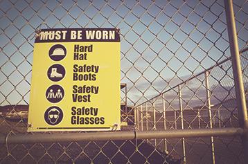 Top Four Construction Hazards