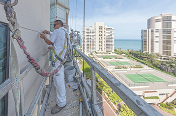 Working Outdoors in Warm Climates